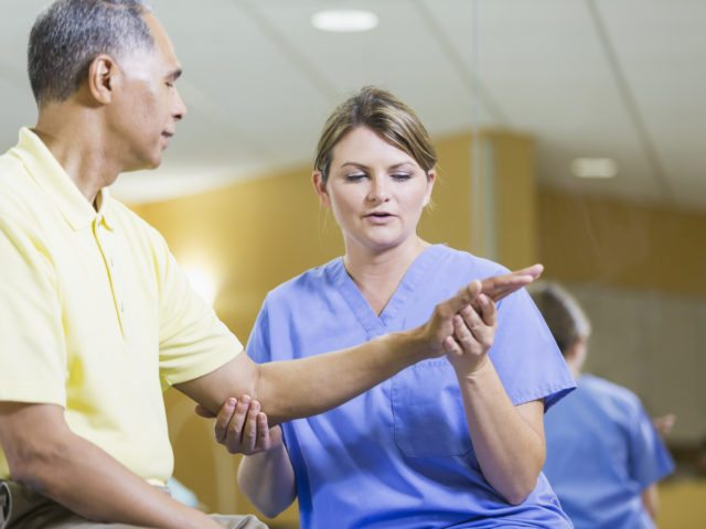 Hand Therapy After Amputations