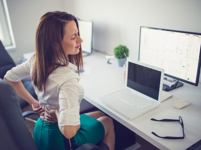 Is Your Back Pain Caused by Your Job?